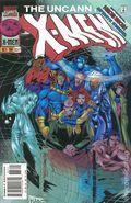 Uncanny X-Men (1963 1st Series) 337