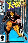 Uncanny X-Men (1963 1st Series) 207