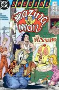 Mazing Man Special (1987) 1