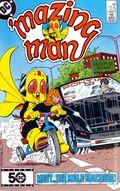 Mazing Man (1986) 4