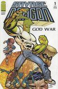 Savage Dragon God War (2004) 1