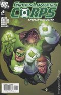 Green Lantern Corps Recharge (2005) 1