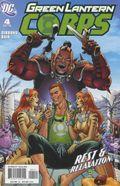 Green Lantern Corps (2006) 4