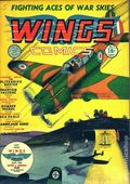 Wings Comics (1940) 1