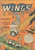 Wings Comics (1940) 25