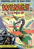 Wings Comics (1940) 40
