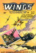 Wings Comics (1940) 72