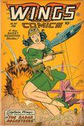Wings Comics (1940) 90