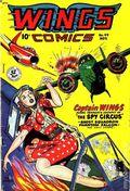 Wings Comics (1940) 99