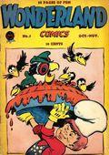 Wonderland Comics (1945) 7