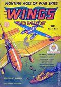 Wings Comics (1940) 9