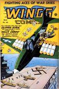 Wings Comics (1940) 45