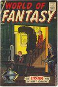 World of Fantasy (1956) 4