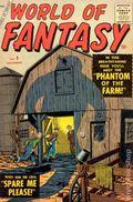 World of Fantasy (1956) 9