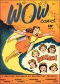 Wow Comics (1940-48 Fawcett) 45