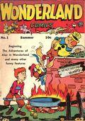 Wonderland Comics (1945) 1