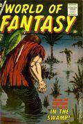 World of Fantasy (1956) 6