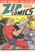 Zip Comics (1940) 4