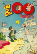 Zoo Funnies (1945 1st Series Charlton/Childrens) 10