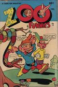Zoo Funnies (1945 1st Series Charlton/Childrens) 13