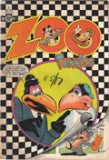 Zoo Funnies (1953 2nd Series Capitol/Charlton) 1