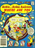 Archie Andrews, Where are You? Digest (1981) 6