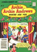 Archie Andrews, Where are You? Digest (1981) 17