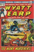 Wyatt Earp (1955 Atlas/Marvel) 31