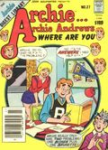 Archie Andrews, Where are You? Digest (1981) 27