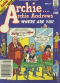 Archie Andrews, Where are You? Digest (1981) 31