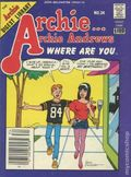 Archie Andrews, Where are You? Digest (1981) 34