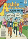 Archie Andrews, Where are You? Digest (1981) 35