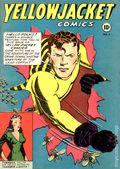 Yellowjacket Comics (1944) 4