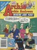 Archie Andrews, Where are You? Digest (1981) 60