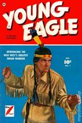 Young Eagle (1950 Fawcett) 1