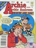 Archie Andrews, Where are You? Digest (1981) 92