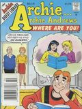 Archie Andrews, Where are You? Digest (1981) 110