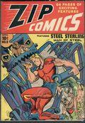 Zip Comics (1940) 3