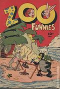 Zoo Funnies (1945 1st Series Charlton/Childrens) 2