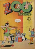 Zoo Funnies (1945 1st Series Charlton/Childrens) 6