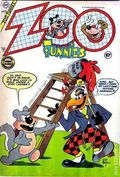 Zoo Funnies (1953 2nd Series Capitol/Charlton) 5