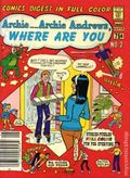 Archie Andrews, Where are You? Digest (1981) 2