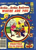 Archie Andrews, Where are You? Digest (1981) 3