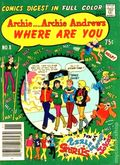 Archie Andrews, Where are You? Digest (1981) 8