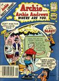 Archie Andrews, Where are You? Digest (1981) 25