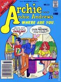 Archie Andrews, Where are You? Digest (1981) 33