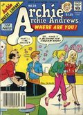 Archie Andrews, Where are You? Digest (1981) 39