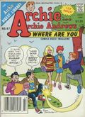Archie Andrews, Where are You? Digest (1981) 47