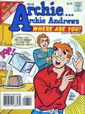 Archie Andrews, Where are You? Digest (1981) 98
