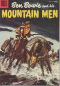 Ben Bowie and His Mountain Men (1956-1959 Dell) 9